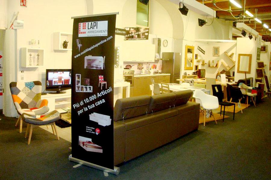 Lapi Arredamenti è Presente Alla Mostra Internazionale Dell'Artigianato A Firenze Dal 23 Aprile Al 01 Maggio 2016 Presso Fortezza Da Basso.