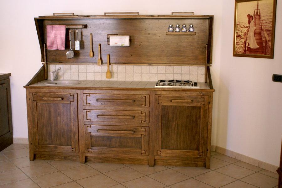 Cucine Armadio e Madie - Mobili su misura a Firenze - Lapi Arredamenti