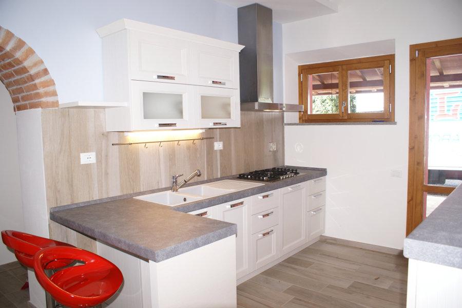 Cucina moderna (AL-CUC001) - Mobili su misura a Firenze - Lapi ...