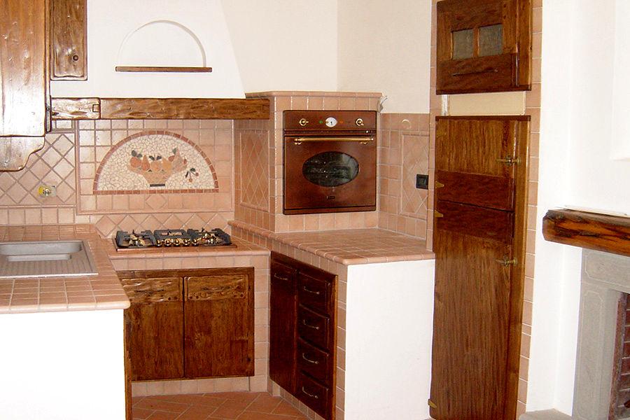 Vieni a scoprire il nostro catalogo di Cucine in vera muratura