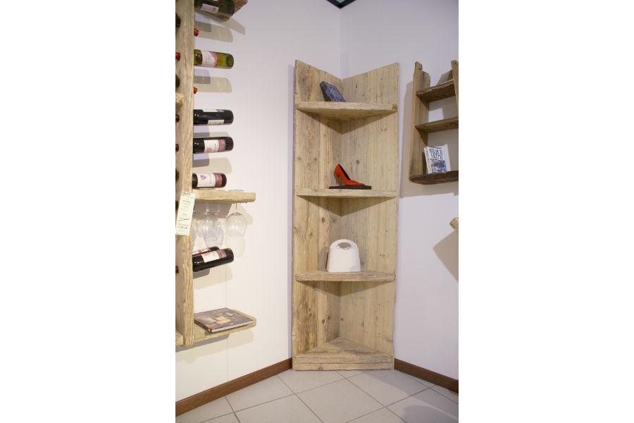 Awesome angoliere in legno ideas - Mobili legno recupero ...