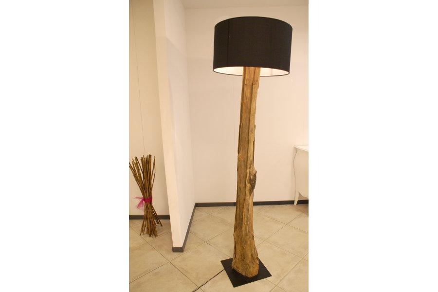Lampade in legno naturale pf88 regardsdefemmes - Mobili con legno di recupero ...