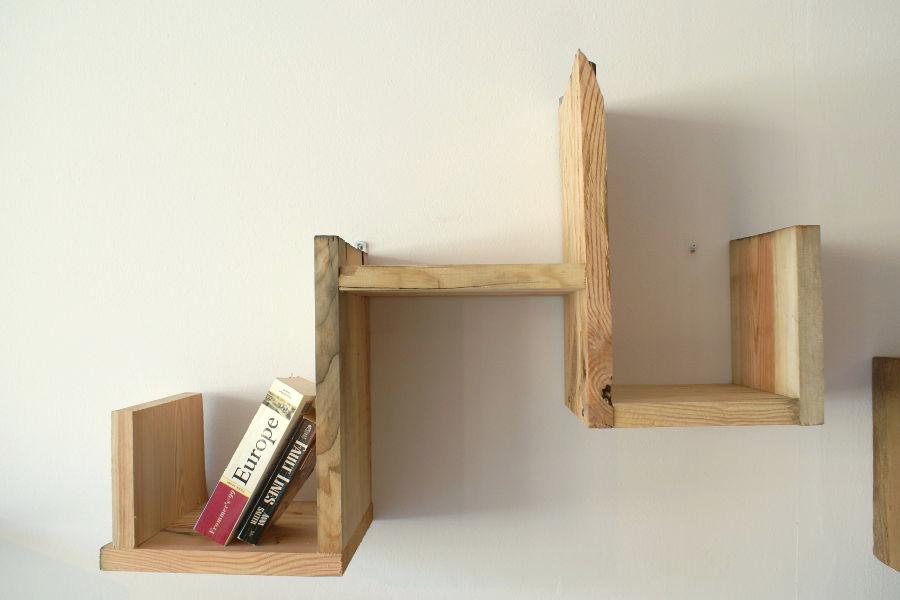 Il legno di recupero nella realizzazione dei mobili mobili su misura a firenze lapi arredamenti - Tipi di legno per mobili ...
