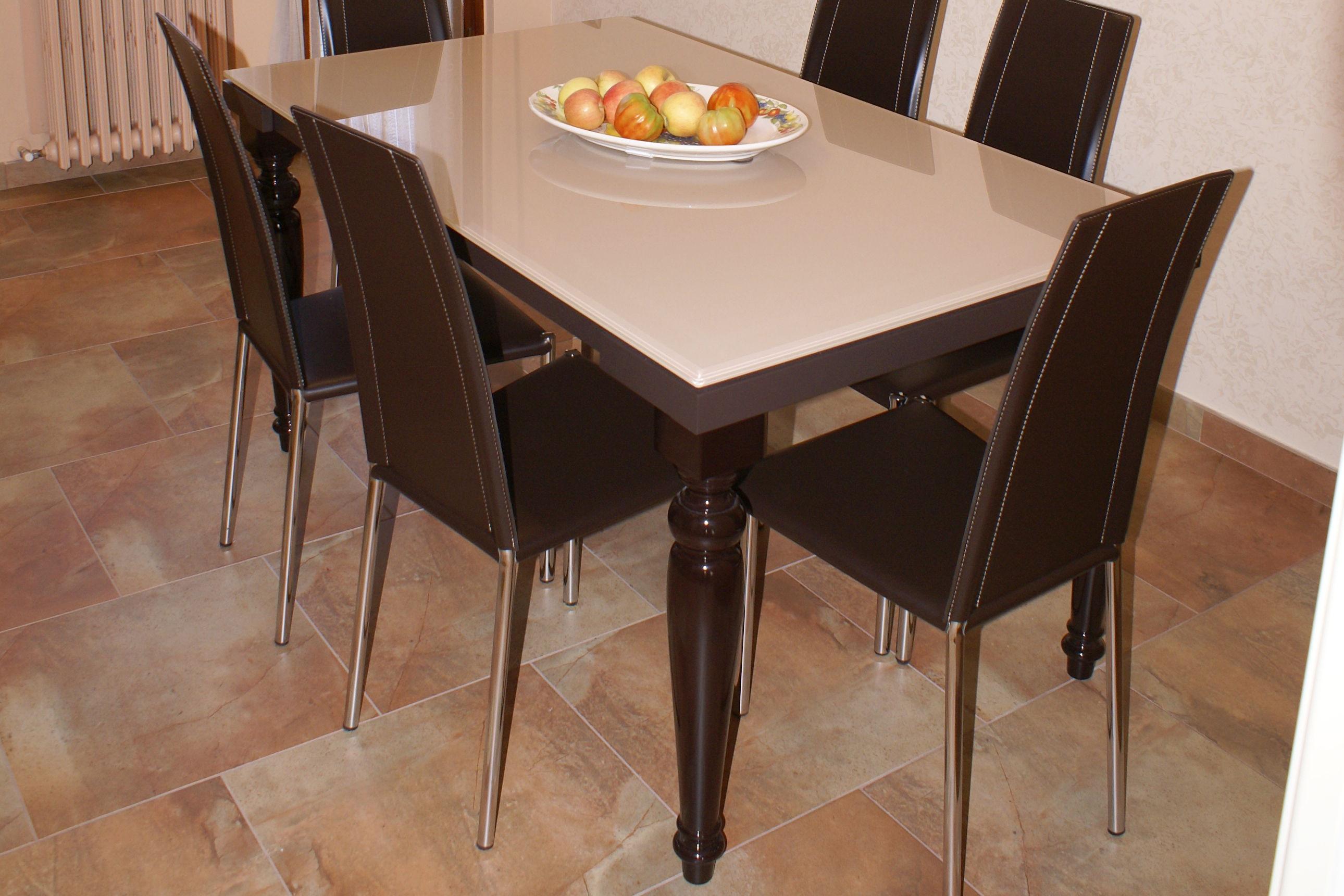 Tavoli e sedie classici mobili su misura a firenze lapi arredamenti - Deco mobili tavoli e sedie ...