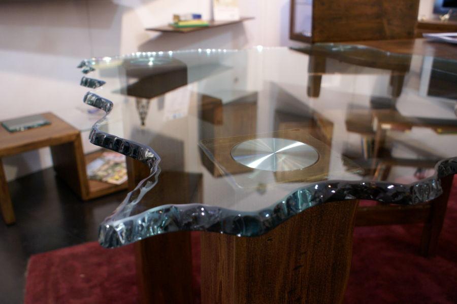 Tavolo Moderno X-Crystal (XC-TAV001)
