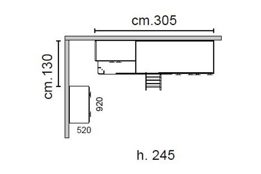 Cameretta Moderna (VA-SOFI)