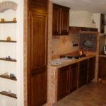Cucina In Vera Muratura (PP-CM004)