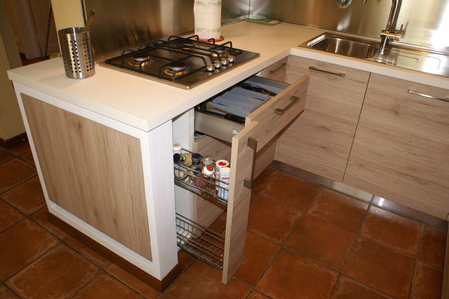 Cucina Moderna (GC-CUC004)