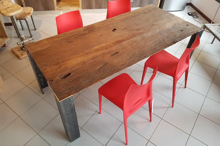 Célèbre Il legno di recupero nella realizzazione dei mobili - Mobili su  GI21