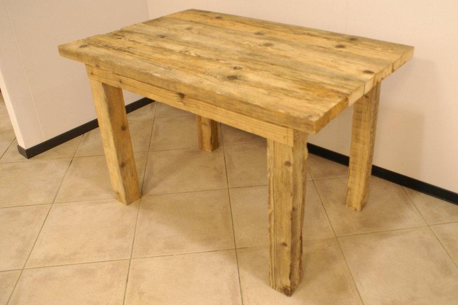 Come costruire un tavolo in legno massello trendy for Costruire tavolo ping pong