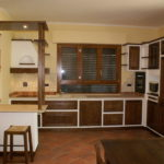 Cucina In Finta Muratura (PP-CFM016)