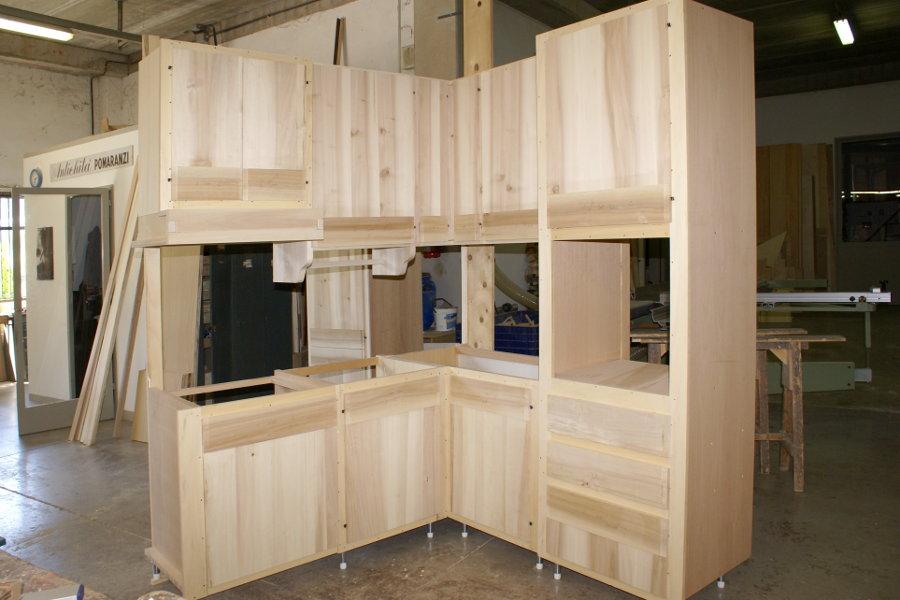Emejing Come Costruire Una Cucina In Finta Muratura Photos ...