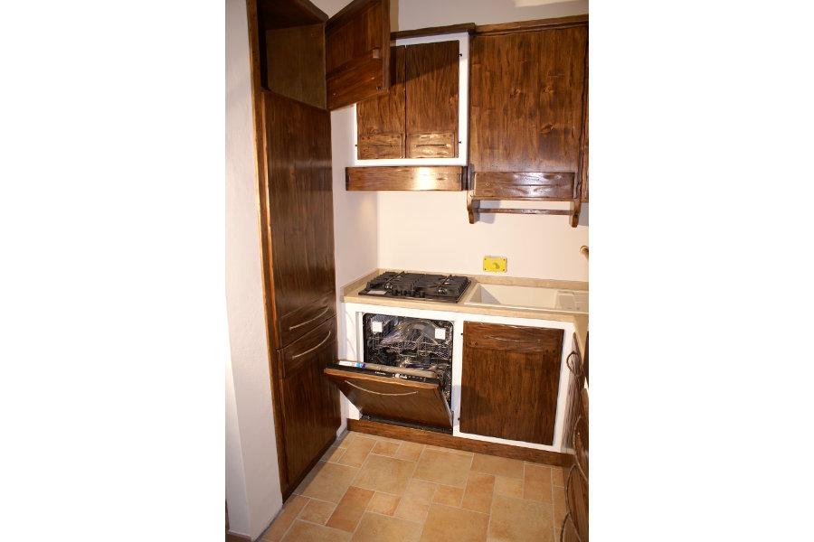 Pensili cucina in muratura beautiful cucina in muratura di luca with pensili cucina in muratura - Cucina finta muratura ikea ...