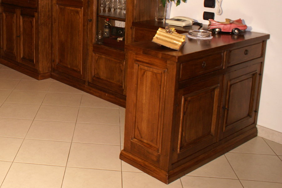 Soggiorno Linea X-Wood (XW-SOG010)