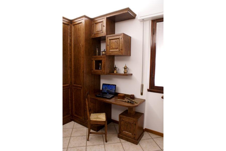 Soggiorno Massello Linea X-Wood (XW-SOG002)