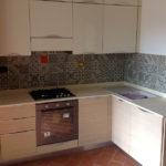 Cucina Moderna In Laminato (GC-CUC002)