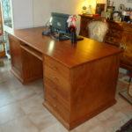 Scrivania In Legno Massello (PP-VAR046)