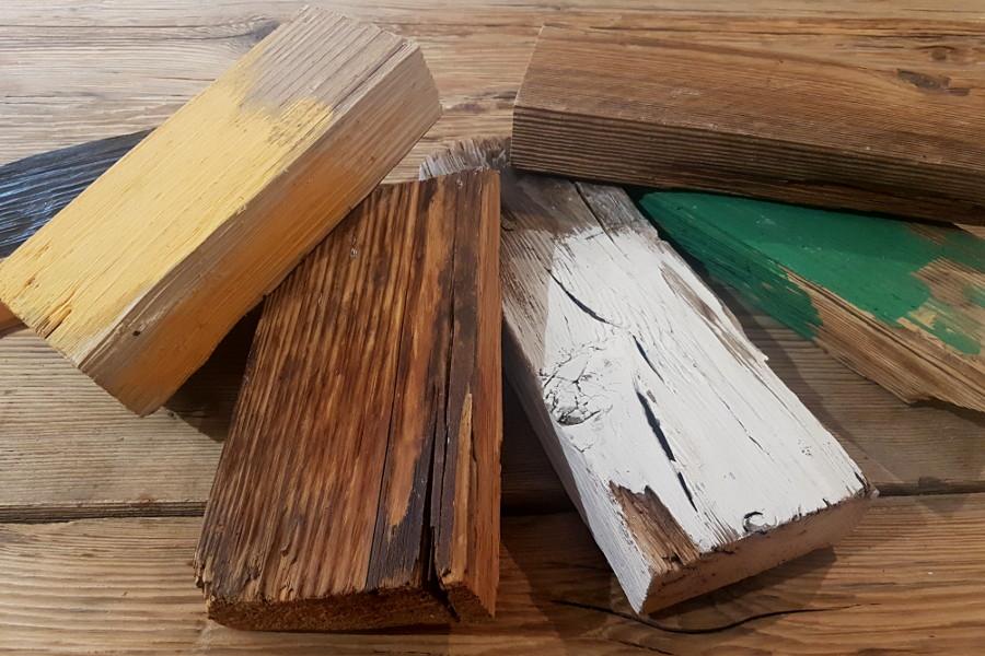 Verniciatura del legno di recupero i nostri consigli - Tipi di legno per mobili ...