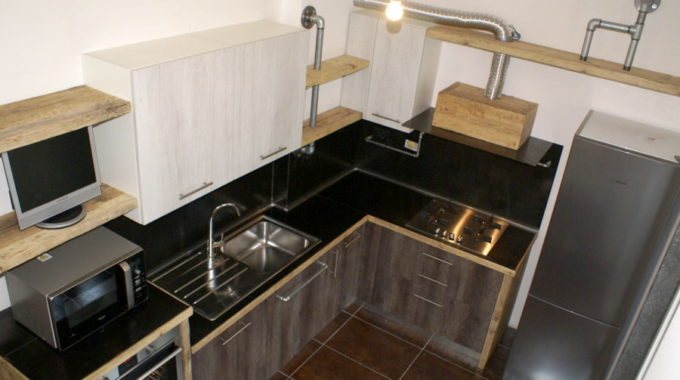 Cucina in finta muratura funzionalit caratteristiche e vantaggi mobili su misura a firenze - Cucine di recupero ...