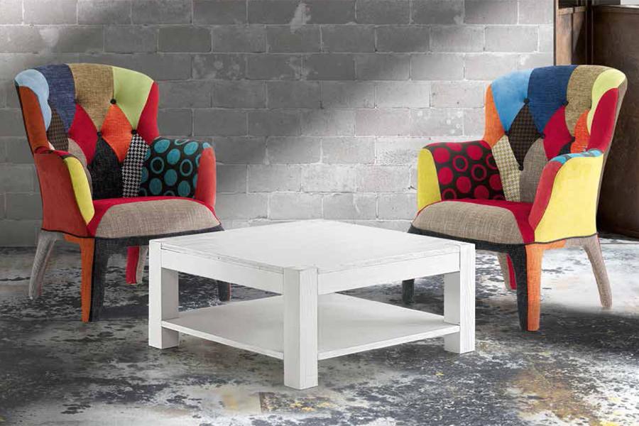 Patchwork arredare in modo originale con sedie poltroncine e divanetti unici e colorati - Arredare casa in modo originale ...