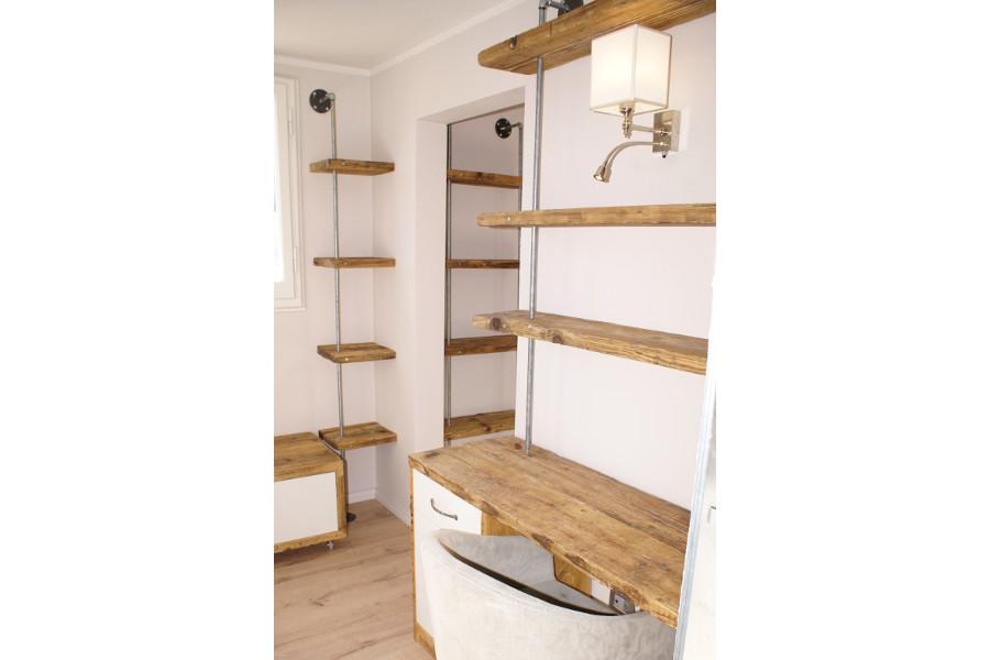 Mobili in legno di recupero roma mobili lavelli tavole di for Mobili design roma