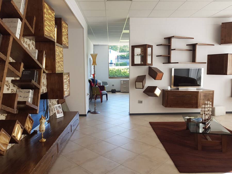 Showroom negozio arredamenti a Firenze - Lapi Arredamenti