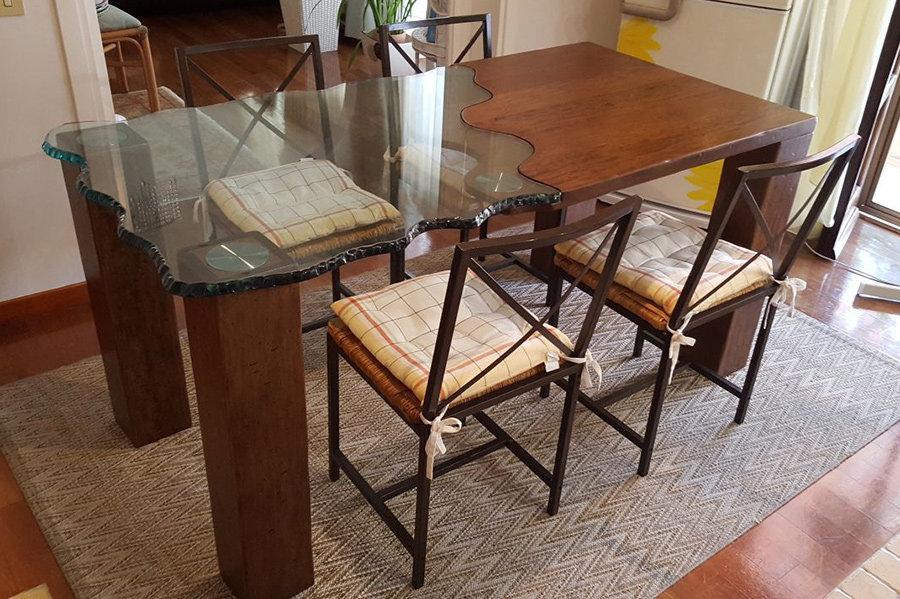 Tavoli e Sedie Moderni - Mobili su misura a Firenze - Lapi Arredamenti