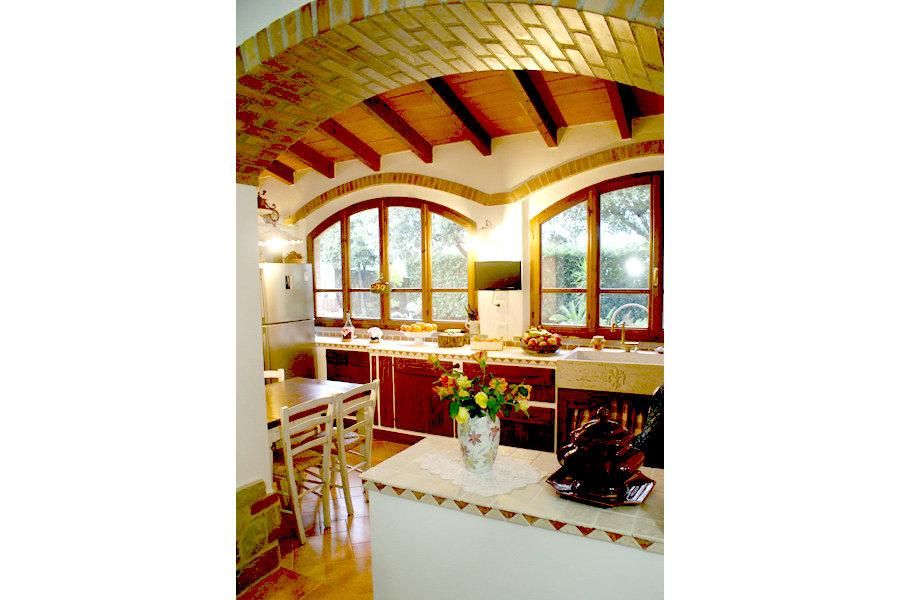Cucina Classica In Finta Muratura (PP-CFM003) - Foto 6