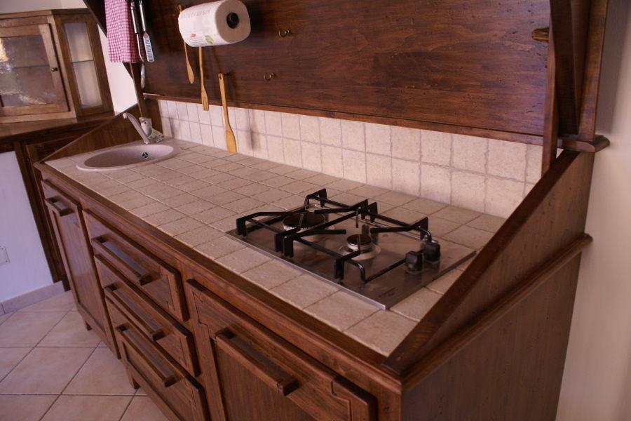 Cucina Classica Madia Cucina (PP-ARC002VE)