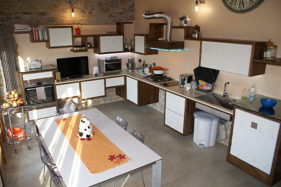 Cucina X-GOLD Linea (XG-CUC003)