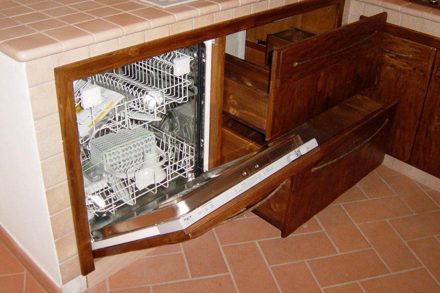 Cucina In Vera Muratura (PP-CM002)