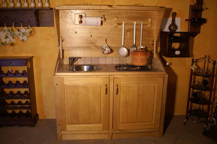 Cucina Classica Madia Cucina (PP-ARC003)