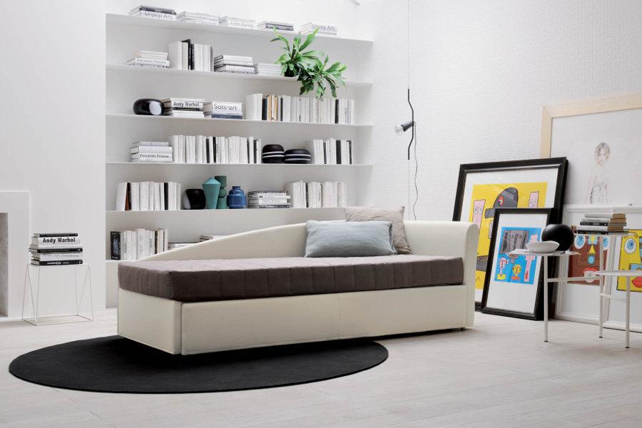 Divano moderno angolare rig misvago a mobili su misura a firenze lapi arredamenti - Divano letto usato firenze ...