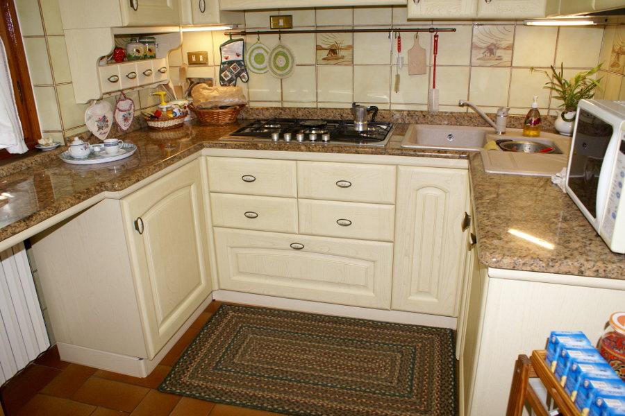 Cucina Classica Decapata (PP-CC009)
