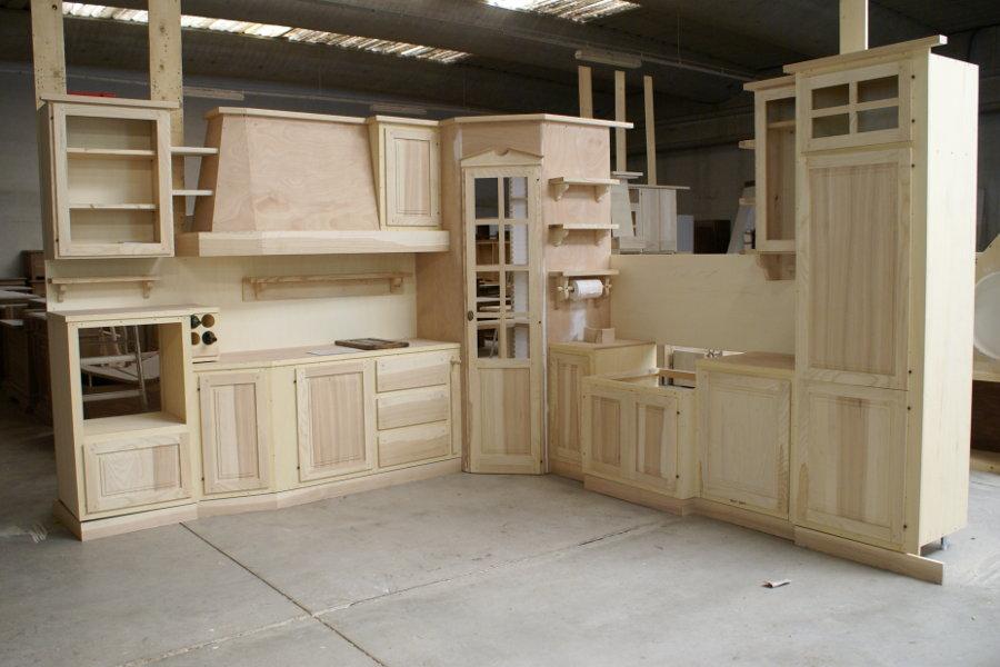 Cucina in muratura ad angolo: dal progetto alla ...