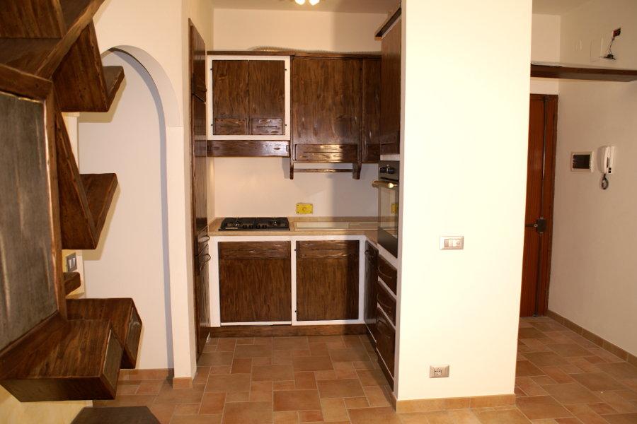 Cucina in finta muratura pp cfm026 mobili su misura a - Bagno finta muratura ...
