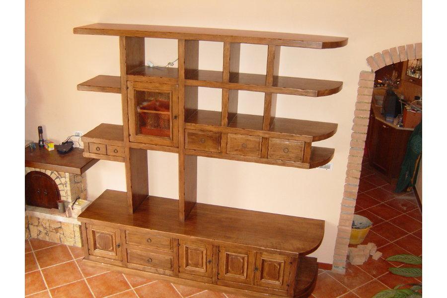 Soggiorno Linea X-Wood (XW-SOG018)