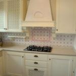 Cucina Classica In Legno Massello (PP-CC011)