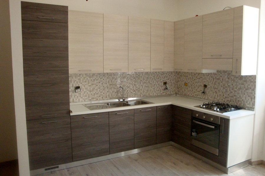 Cucina moderna in laminato (GC-CUC006) - Mobili su misura a ...