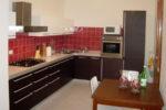Cucina Moderna In Rovere (ALT-CUC007)
