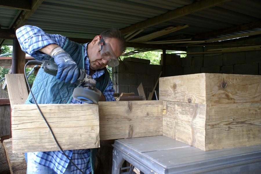 Mobili Costruiti Con Legno Di Recupero : Il legno di recupero nella realizzazione dei mobili mobili su