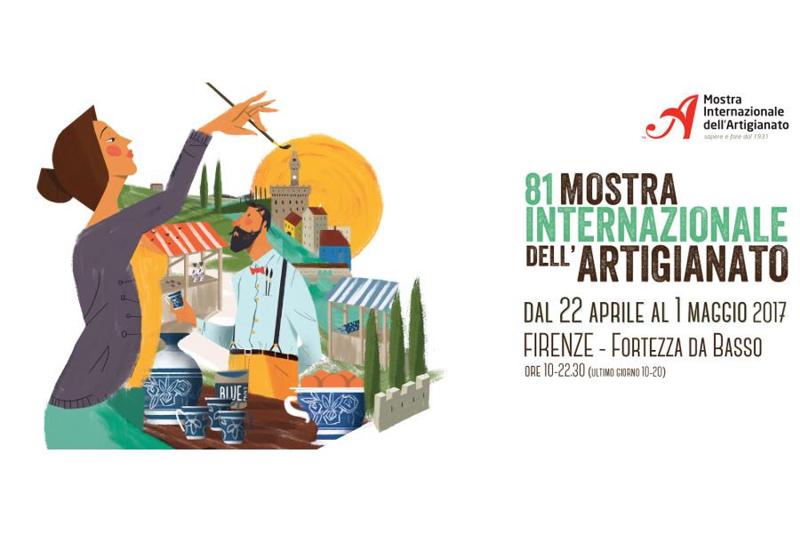 Mostra Internazionale Dell'Artigianato A Firenze Dal 22 Aprile Al 1 Maggio