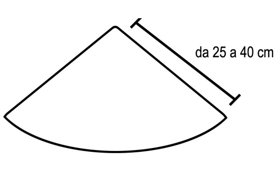 Mensola In Varie Misure In Legno Di Recupero (XN-MEN013)