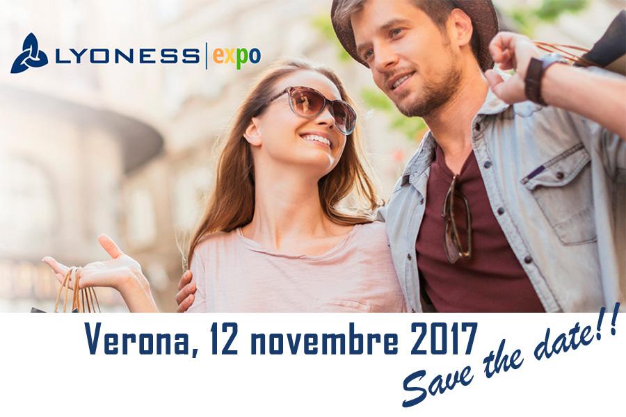 Lyoness EXPO 2017 Verona