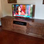 Porta-tv Linea X-Wood (XW-SOG017)