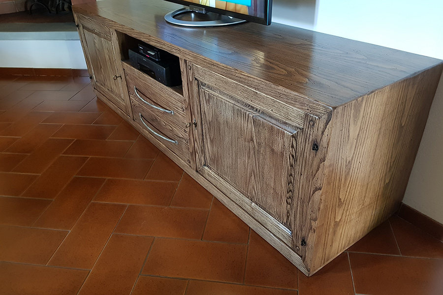 Porta-tv Linea X-Wood (XW-SOG017)
