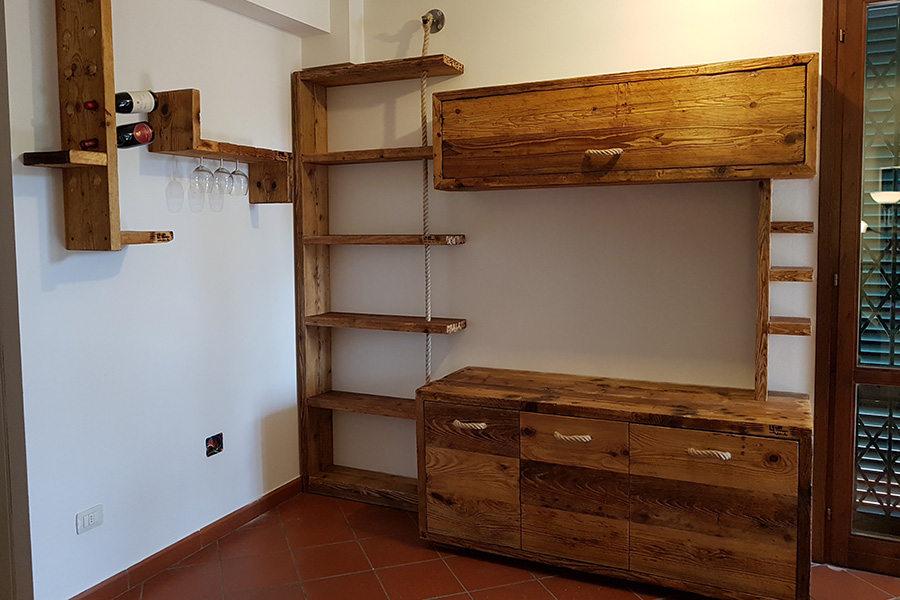 Soggiorni Moderni - Mobili su misura a Firenze - Lapi ...