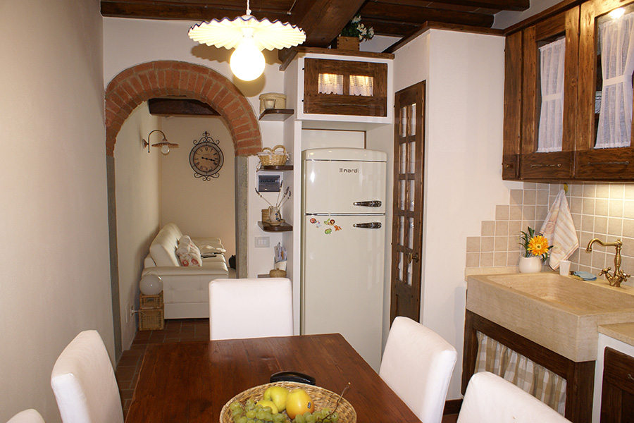 Cucina In Finta Muratura (PP-CFM034)