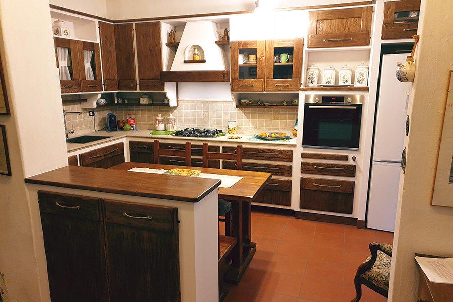 Cucina In Finta Muratura (PP-CFM035)