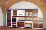 Cucina In Finta Muratura (PP-CFM037)